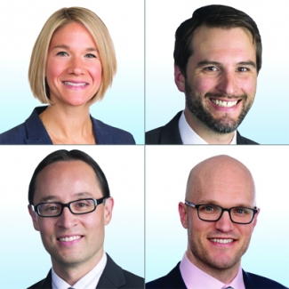 Please Welcome Our Four Newest Orthopedic Specialists to NWOS