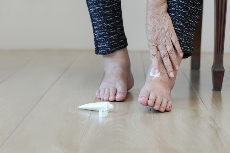Diabetic Foot» Northwest Orthopaedic Specialists, Spokane, WA